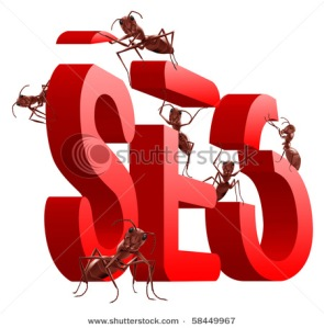 ANTS IN SEARCH ENGINES