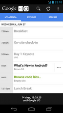 View Google Conferences on Your Android Device
