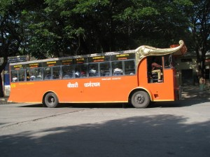 Free Bus at Tirumala