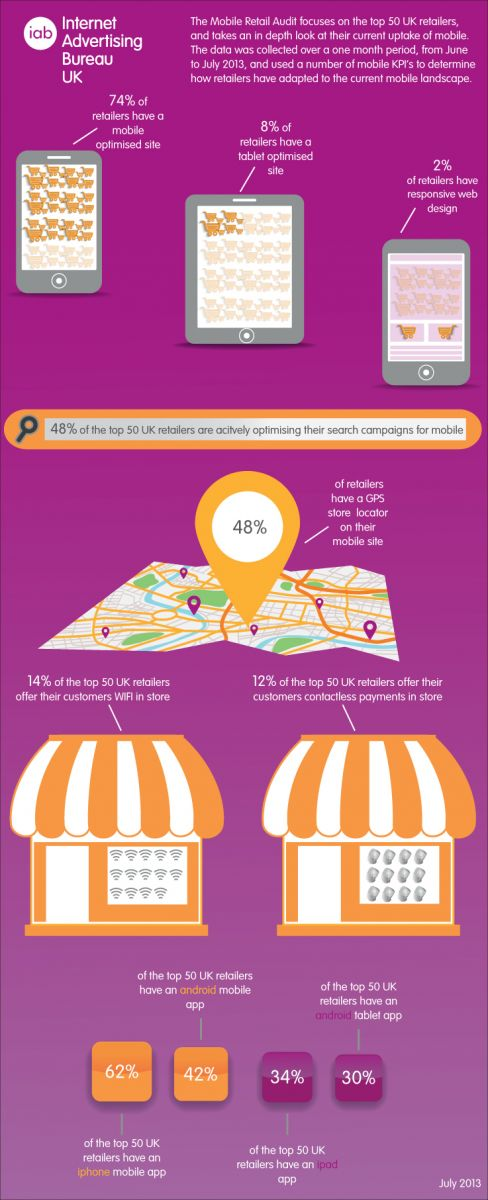 Mobile Retail Audit 2013
